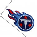 Tennessee Titans Style-1 Embroidered Iron On/Sew On Patch