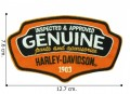 Harley Davidson Reliable Embroidered Sew On Patch