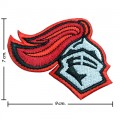 Rutgers Scarlet Knights Style-1 Embroidered Iron On/Sew On Patch