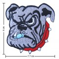 Georgia Bulldogs Style-1 Embroidered Iron On/Sew On Patch