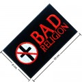 Bad Religion Music Band Style-1 Embroidered Sew On Patch