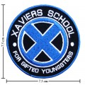 X-Men Xaviers School Style-2 Embroidered Sew On Patch