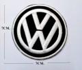 Volkswagen Style-4 Embroidered Sew On Patch
