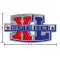 Super Bowl XL 2005 Style-40 Embroidered Iron On/Sew On Patch
