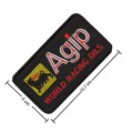 Agip Oil Style-3 Embroidered Sew On Patch