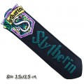 Bookmark Style-1 Slytherin House Harry Potter Embroidered