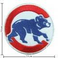 Chicago Cubs Sport Style-4 Embroidered Iron On/Sew On Patch