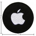 Apple Mac Iphone Style-1 Embroidered Sew On Patch