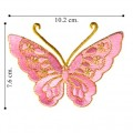 Butterfly Style-29 Embroidered Sew On Patch