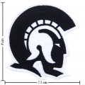 Arkansas Little Rock Trojans Style-1 Embroidered Sew On Patch