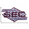 Southeastern Conference Style-2 Embroidered Iron On/Sew On Patch