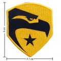 GI Joe Falcon Style-1 Embroidered Sew On Patch