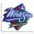 World Series 1998 Embroidered Sew On Patch