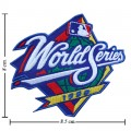 World Series 1999 Embroidered Sew On Patch