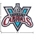 Victoria Capitals Style-1 Embroidered Sew On Patch