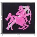 Roman Zodiac Sagittarius Embroidered Sew On Patch