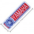 Yamaha Motors Style-3 Embroidered Sew On Patch