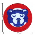 Chicago Cubs Sport Style-2 Embroidered Iron On/Sew On Patch