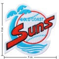 Gold Coast Suns Style-1 Embroidered Sew On Patch
