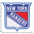 New York Rangers Style-1 Embroidered Sew On Patch