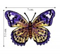 Butterfly Style-31 Embroidered Sew On Patch
