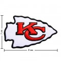 Kansas City Chiefs Style-1 Embroidered Sew On Patch