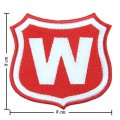 Montreal Wanderers The Past Style-1 Embroidered Sew On Patch