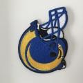 Los Angeles Rams Helmet 2020 Iron On Patches