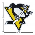 Pittsburgh Penguins Style-1 Embroidered Sew On Patch