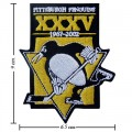 Pittsburgh Penguins Style-2 Embroidered Sew On Patch