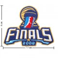 NBA D-League Championship 2008 Embroidered Sew On Patch