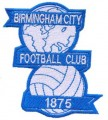 Birmingham Style-1 Embroidered Sew On Patch
