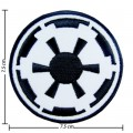 Star Wars Imperial Empire Style-1 Embroidered Sew On Patch