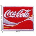 Coca Cola Coke Style-6 Embroidered Sew On Patch