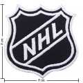 NHL National Hockey League Style-1 Embroidered Sew On Patch