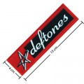 Deftones Music Band Style-2 Embroidered Sew On Patch