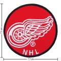 Detroit Red Wings Style-1 Embroidered Sew On Patch