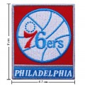 Philadelphia 76ers Style-2 Embroidered Sew On Patch