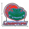 Charleston Lowgators The Past Style-1 Embroidered Sew On Patch