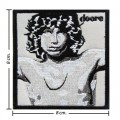 The Doors Music Band Style-2 Embroidered Sew On Patch