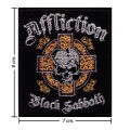 The Affliction Music Band Style-2 Embroidered Sew On Patch