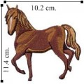 Horse Style-2 Embroidered Sew On Patch