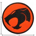 Thundercats Style-1 Embroidered Sew On Patch