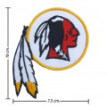 Washington Redskins Style-1 Embroidered Sew On Patch
