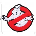 Ghost Busters Movie Style-1 Embroidered Sew On Patch