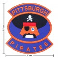 Pittsburgh Pirates The Past Style-1 Embroidered Sew On Patch