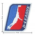 NBA D-League Championship 2007 Embroidered Sew On Patch