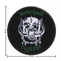 Motorhead Music Band Style-3 Embroidered Sew On Patch