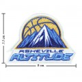Asheville Altitude The Past Style-1 Embroidered Sew On Patch