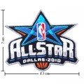 NBA All-Star Game 2009-2010 Embroidered Sew On Patch